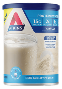 These shakes can be used as Atkins meals for those on the Atkins diet
