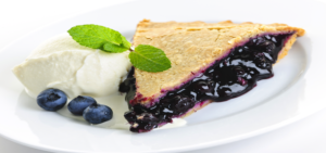Trans fats used to be found in pie crusts and baked goods.