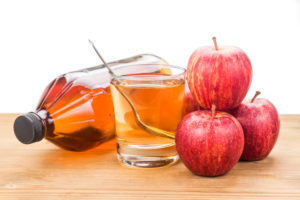 Summert Detox cleanse with Apple cider vinegar