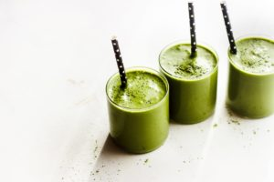 green protein shakes